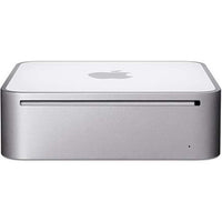 Apple Mac Mini Desktop Computer 2GHz 2GB 120GB MB463LL/A in Silver