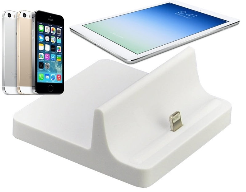 Sync & Charge Desktop Docking Station for iPhone 5/6/7
