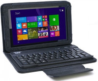 "Dopo Atom Quad-Core 1.33GHz 32GB 7"" Touchscreen Tablet W8.1 w/Bluetooth Keyboard Case"