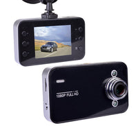 "Automotive Dashcam with Night Vision, 2.4"" LCD Screen & Windshield Mount"