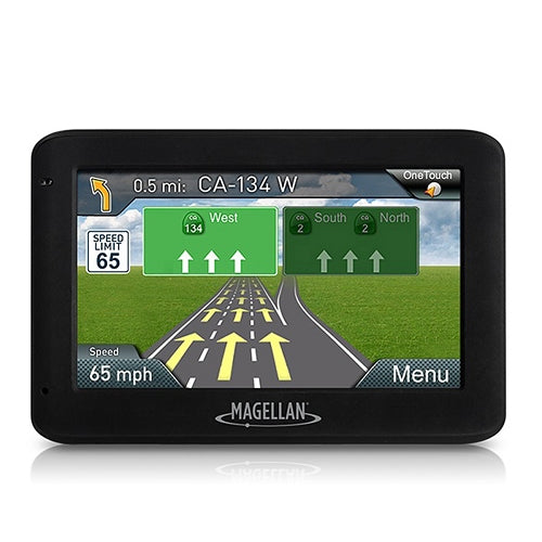 "Magellan RoadMate 2520-LM 4.3"" Touchscreen Portable GPS System"