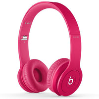 Beats Solo HD Wired On-Ear Headphone in Hot Pink