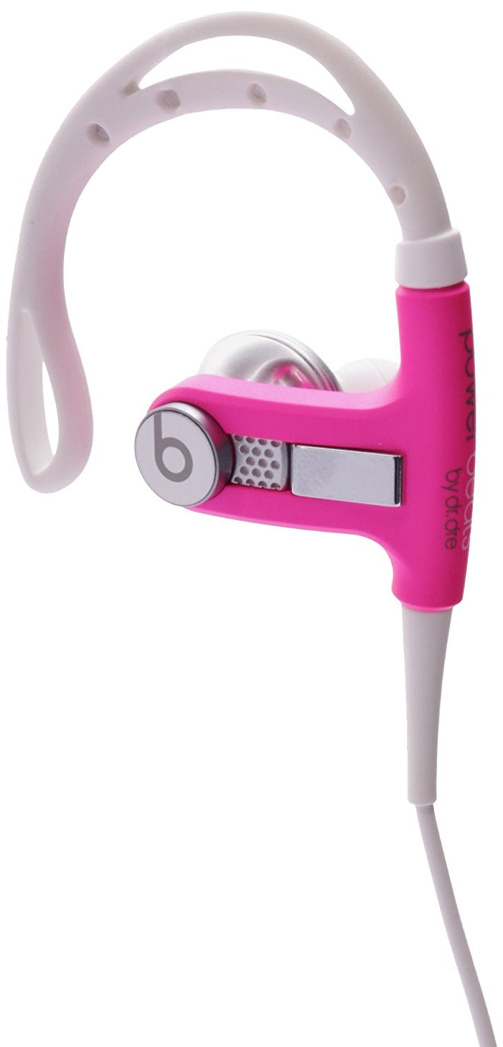 Powerbeats by Dr. Dre In-Ear Headphone in Neon Pink