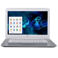 "HP Chromebook 14 G1 Dual-Core 1.4GHz 4GB 16GB  14"" Chromebook F7W50UA"