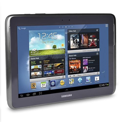 "Samsung Galaxy Note 10.1 Quad-Core 1.4GHz 2GB 16GB 10.1"" Touchscreen Tablet Android 4.1 w/Cams & Pen (Deep Gray)"