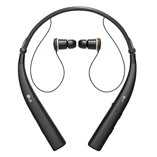 LG TONE PRO HBS-780 Bluetooth Wireless v4.1 Stereo Headset w/Dual MEMS Microphones in Black