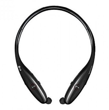 LG HBS 900 Tone Infinim Bluetooth Headset in Black
