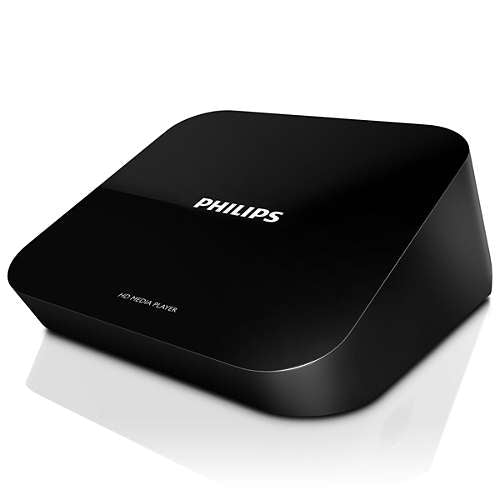Philips HMP2000/37 Smart Media Box Hd Media Player