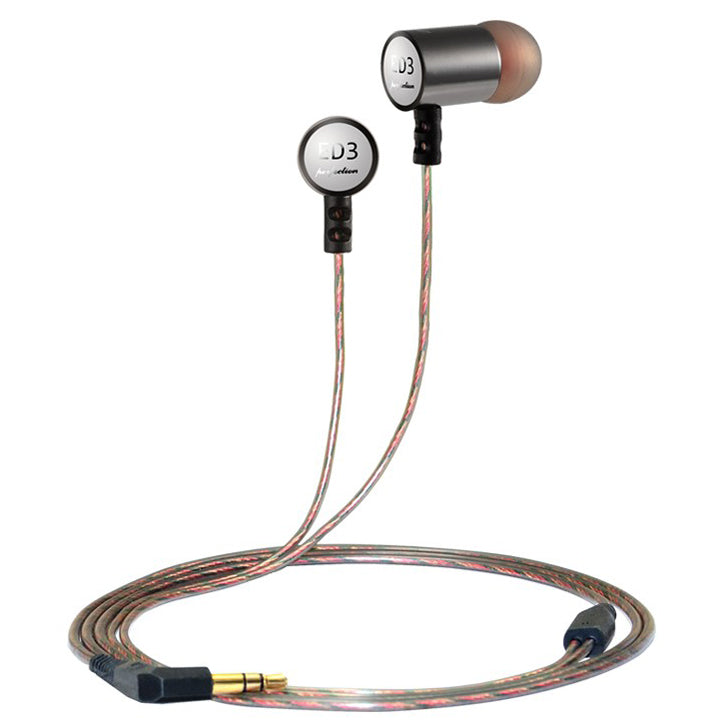 iTD Gear ED3 PRO Hi-Fi Sound Headphones