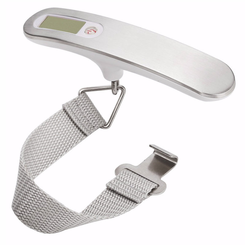 Portable Electronic Digital Travel Luggage Scale w/LCD Display