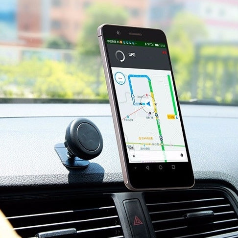 iTD Gear 360° Universal Dashboard Magnetic Car Mount Holder