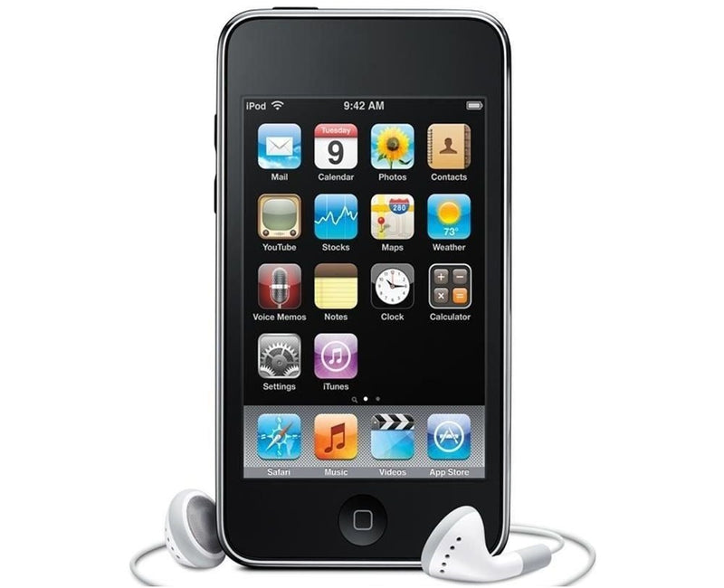 Apple iPod touch 2nd Generation in Black