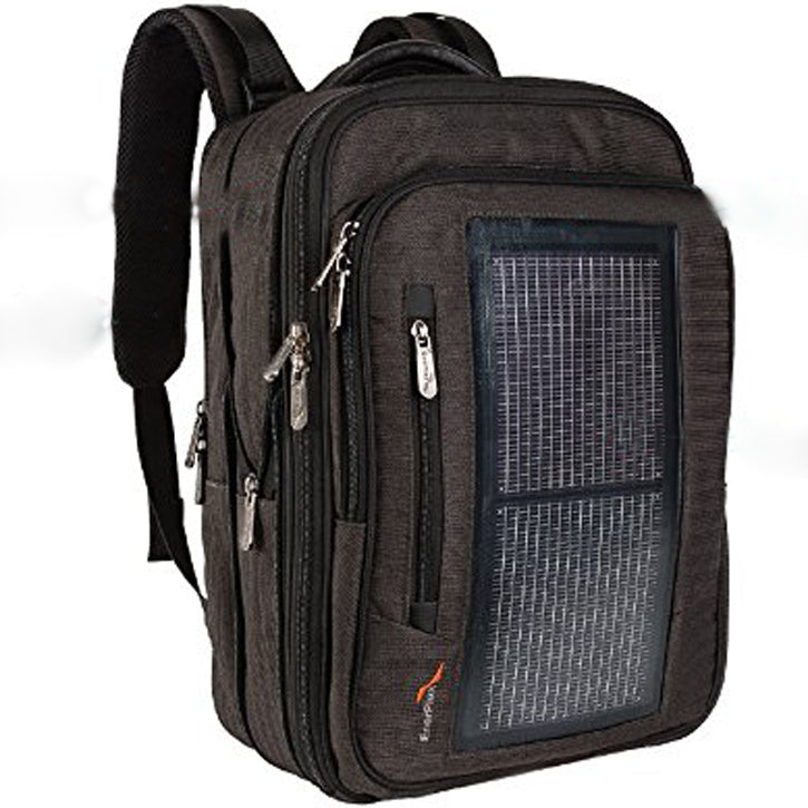 Enerplex Packer Executive Solar Powered Backpack For Travel