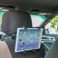 Universal Adjustable Car Headrest Tablet Mount Holder