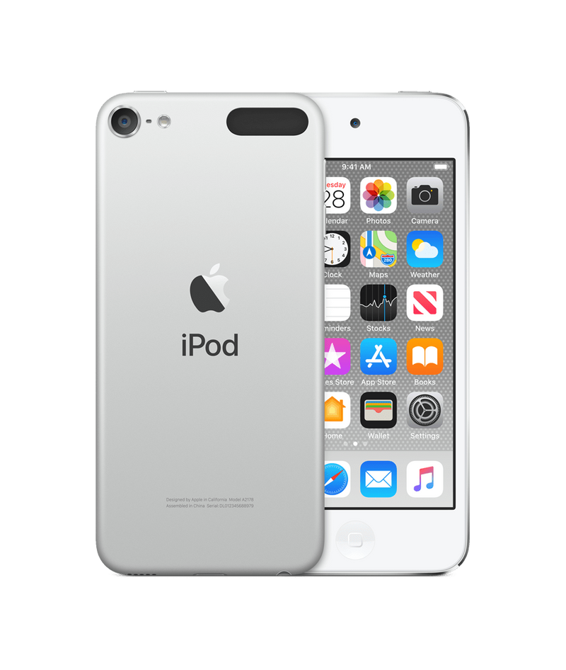 Apple 16GB iPod touch 6th Generation MKH42LLA in Silver