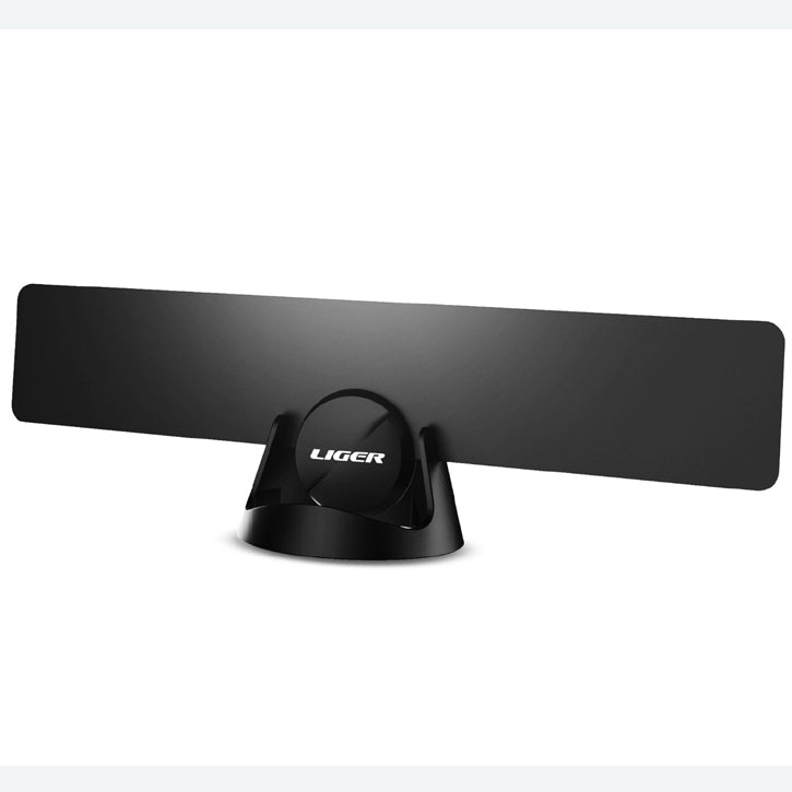 Liger HRF-50 Ultra-Thin HDTV Antenna with Built-in amplifier