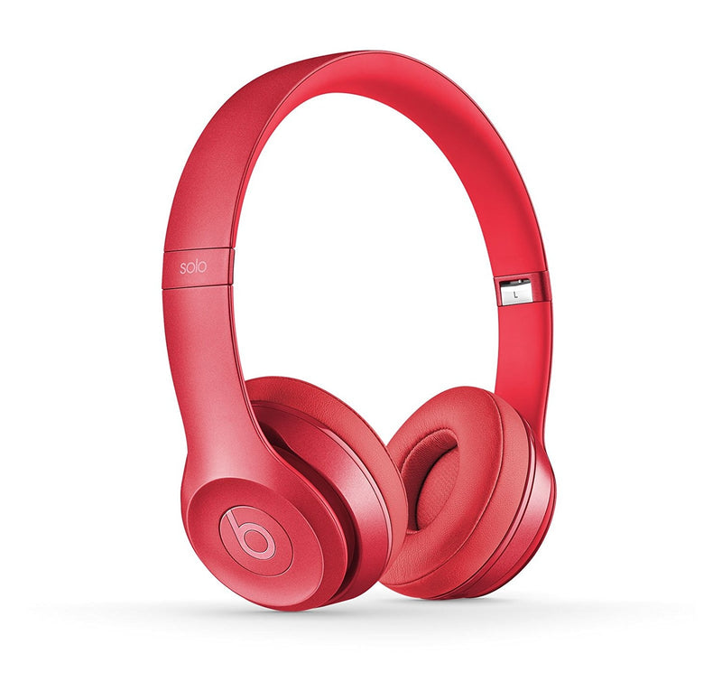 Beats Solo2 Wired On-Ear Headphone in Blush Rose