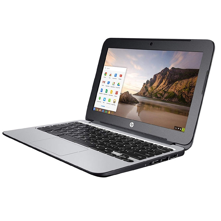"HP Chromebook 11 G3 (L8E75UT) Intel Celeron N2840 X2 2.16GHz 4GB 16GB SSD 11.6"" Chrome OS"