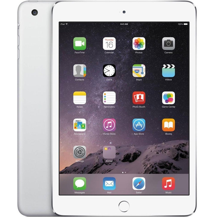 Apple iPad Mini 4 MK9H2LL/A 64GB, Wi-Fi, Silver