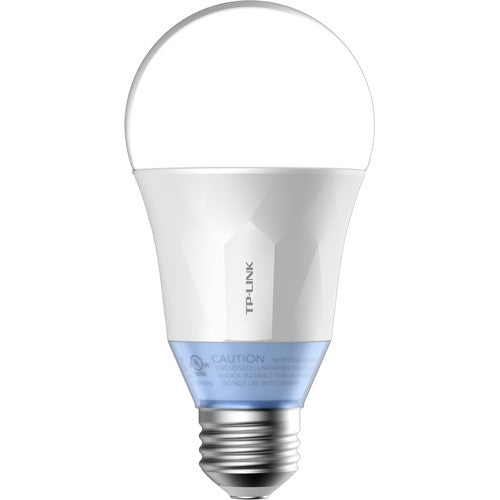 TP-Link 800 Lumen (60 Watt) LB120 Wi-Fi Smart LED Bulb w/Circadian Mode & Voice Assistants
