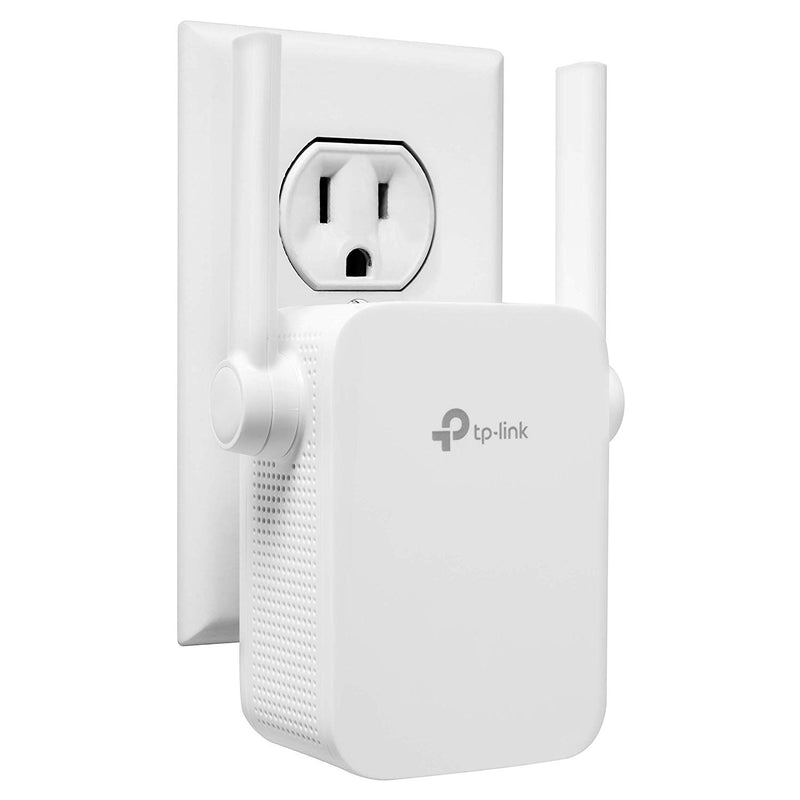 TP-Link N300 TL-WA855RE Wifi Extender for External Antennas & Compact Designed Internet Booster