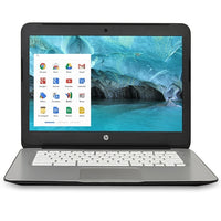 "HP Chromebook 14 G1 Celeron 2955U Dual-Core 1.4GHz 4GB 16GB SSD 14"" LED Chromebook Chrome OS"