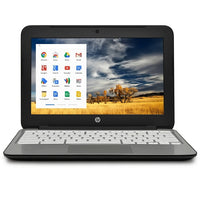 "HP Chromebook 11 G2 Exynos 5250 Dual-Core 1.7GHz 2GB 16GB eMMC 11.6"" WLED Chromebook (ENGRAVED)"