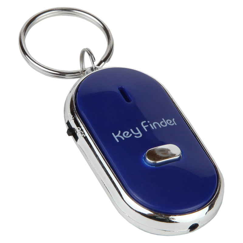 Key Finder with ON OFF Switch in Blue