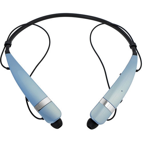 LG HBS-760 Electronics Tone Pro Bluetooth Wireless Stereo Headset in Baby Blue
