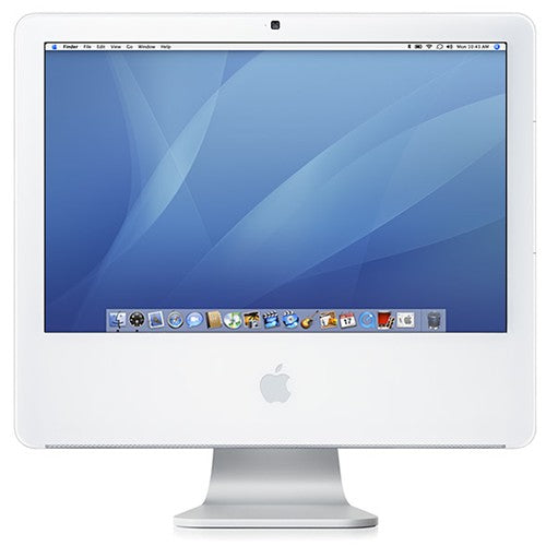 "Apple iMac 17"" Core 2 Duo T5600 1.83GHz All-in-One Computer - 512MB 160GB CDRW/DVD/Cam/OSX"