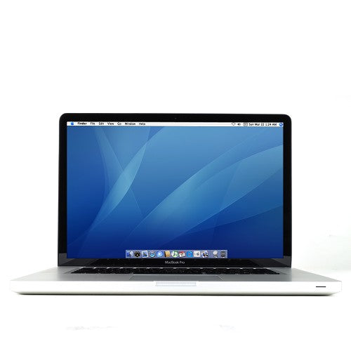 "Apple MacBook Pro 15.4"" Core 2 Duo P8600 2.4GHz 2GB 250GB  MB470LL/A"