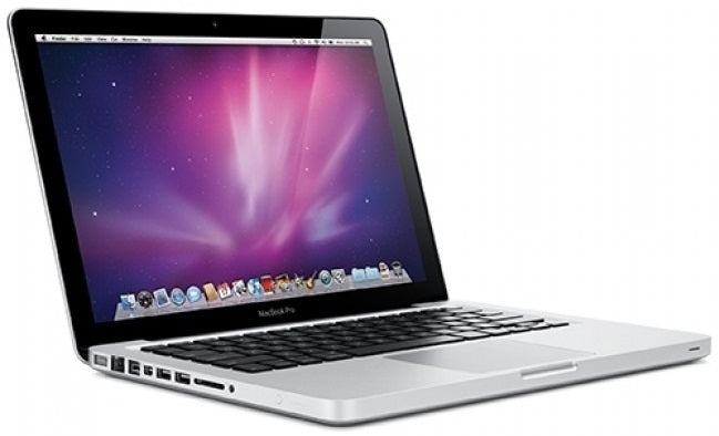 "Apple MacBook Pro 13.3"" Core 2 Duo  2.26GHz 4GB 160GB MB990LL/A in Silver"