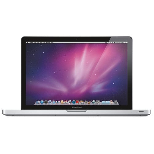 "Apple MacBook Pro 15.4"" Core i7-3720QM Quad-Core 2.3GHz 8GB 500GB DVD±RW in Silver"