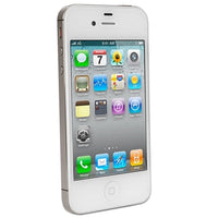"Apple iPhone 4 8GB - 3.5"" Touchscreen Dual Camera Smartphone for AT&T in White"
