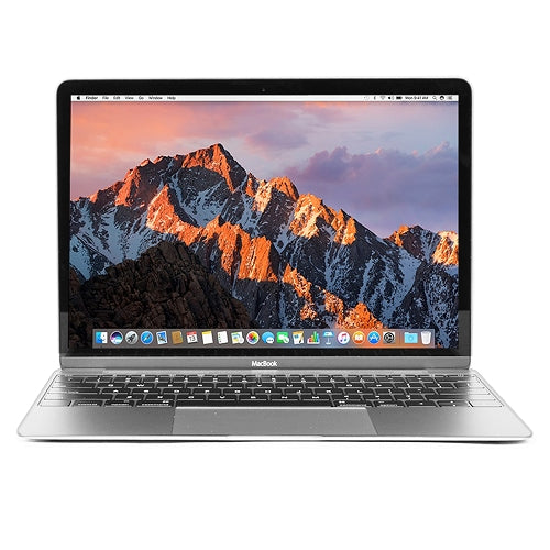 "Apple MacBook Retina Core M3-6Y30 Dual-Core 1.1GHz 8GB 240GB SSD 12"" Notebook (Silver) (Early 2016)"
