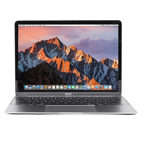 "Apple MacBook Retina Core M-5Y31 Dual-Core 1.1GHz 8GB 240GB SSD 12"" Notebook (Space Gray) (Early 2015)"