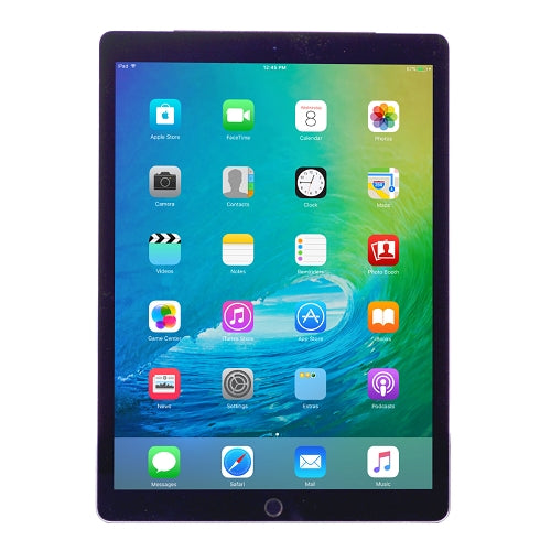 "Apple iPad Pro 12.9"" with Wi-Fi + Cellular 128GB - Space Gray"