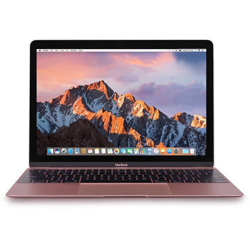 "Apple MacBook Retina Core M5-6Y54 Dual-Core 1.2GHz 8GB 500GB SSD 12"" Notebook (Rose Gold) (Early 2016)"