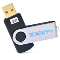 Princeton 128GB USB 2.0 Flash Drive