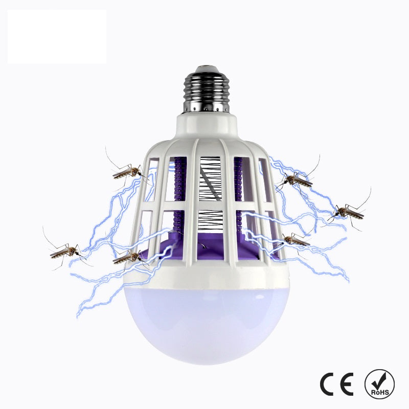 Anti Mosquito Lamp Electric Zapper Bulb Kills Insects Immediately