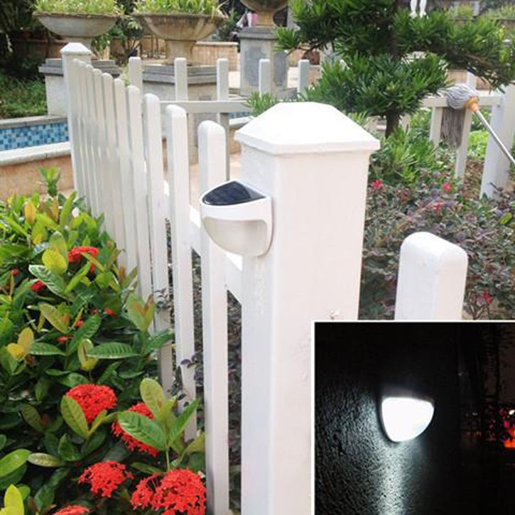 Outdoor Waterproof Garden Decoration 6 LED Wall Lamp