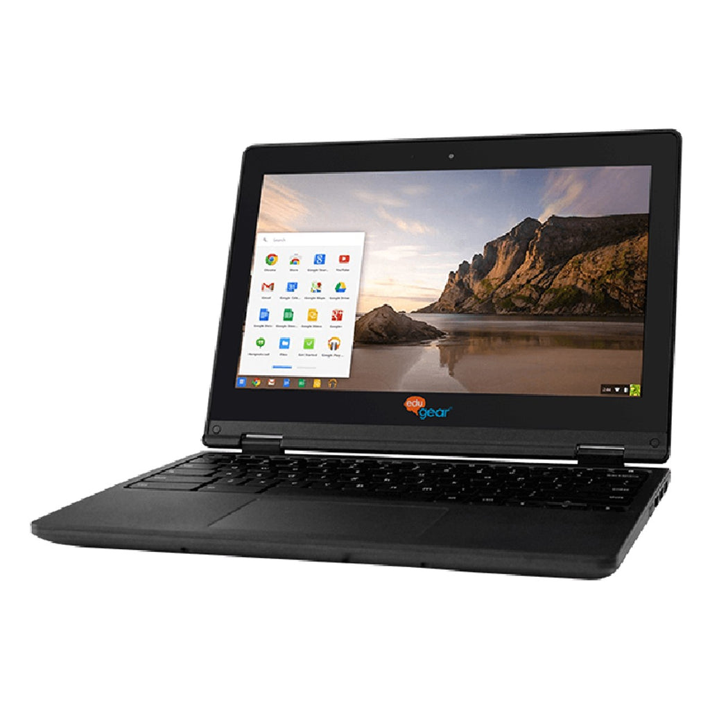 "eduGear 11"" Chromebook w/Google M4 16GB"
