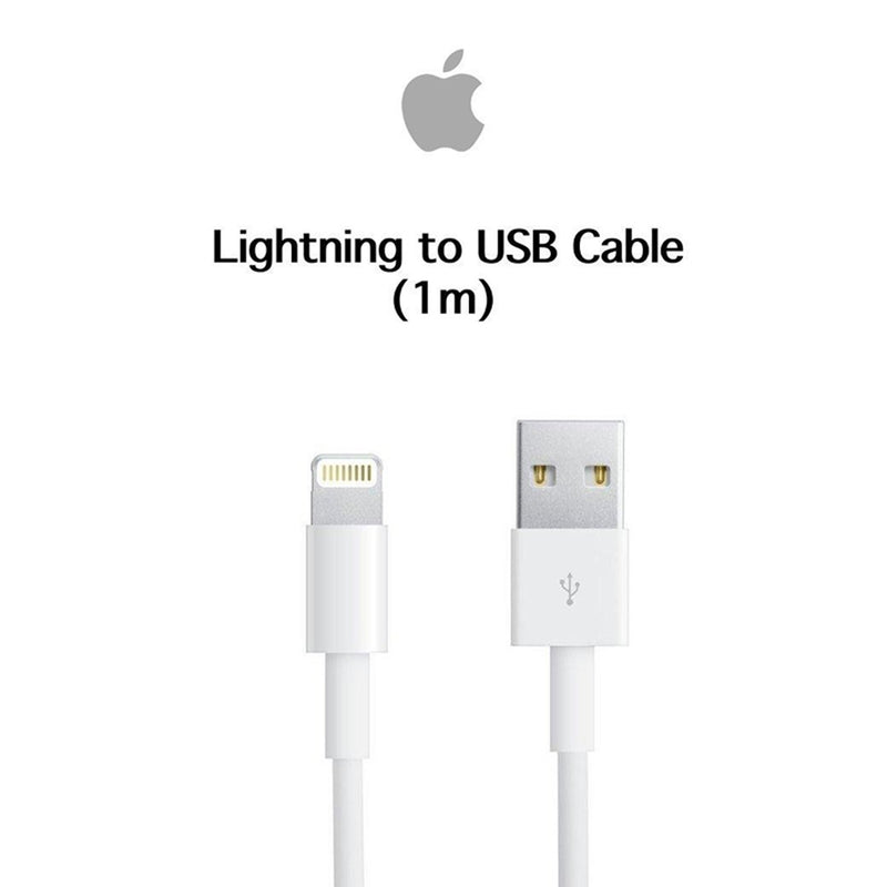 Original Apple 8 Pin Sync & Charge USB Cable For iPhone/iPad/iPod (MD818AM/A)
