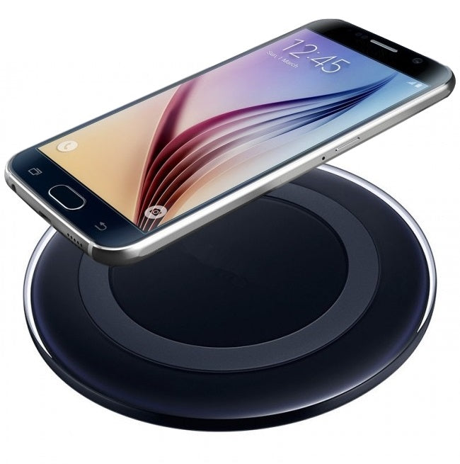 iTD Gear Qi Wireless Charging Pad in Black