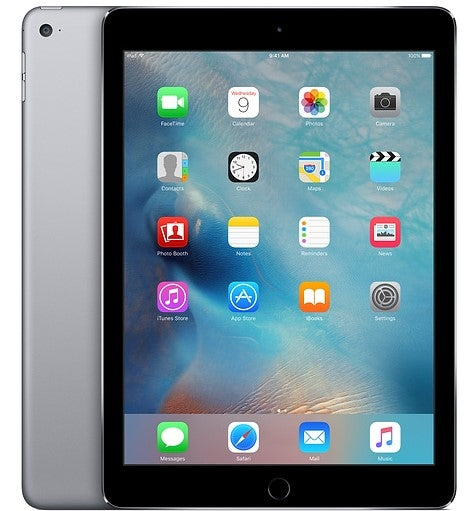 Apple iPad Air 2 with Wi-Fi and Cellular 16GB in Space Gray