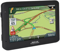 "Magellan RoadMate 2535T-LM 4.3"" Touchscreen GPS System w/North American Maps, Free Lifetime Map Updates & Traffic Alerts"