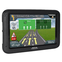 "Magellan RoadMate 5255T-LM 5.0"" Touchscreen Portable GPS System w/North American Maps & Lifetime Map/Traffic Updates"