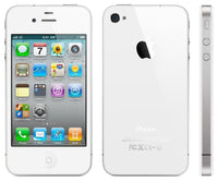 "Apple iPhone 4S 8GB 3.5"" GSM Dual Camera for AT&T (White)"