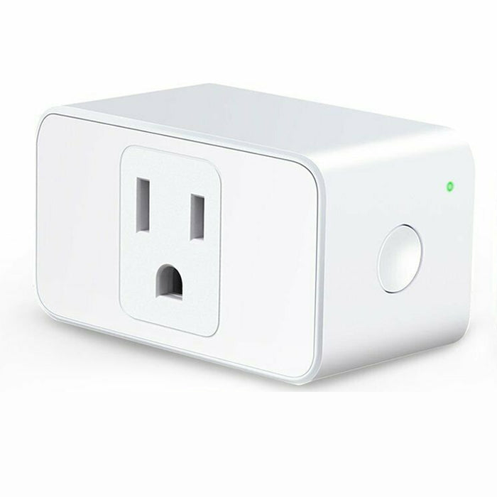 iTD Gear WiFi Smart Plug Mini work with Alexa & Google