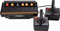 Atari AR3220 Flashback 8 Classic Game Console w/Wired Joysticks & 105 Built-in Games